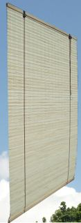 bamboo window blinds, custom natural blind from bamboo