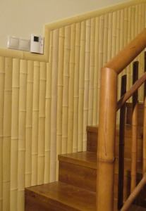 Bamboo Cane and Bamboo Pole for Indoor Decoration